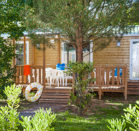 camping location chalet vendee