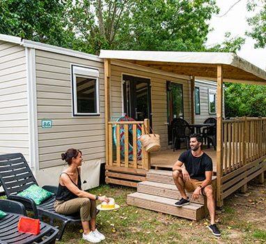 cottage confort 2chambres 4 personnes