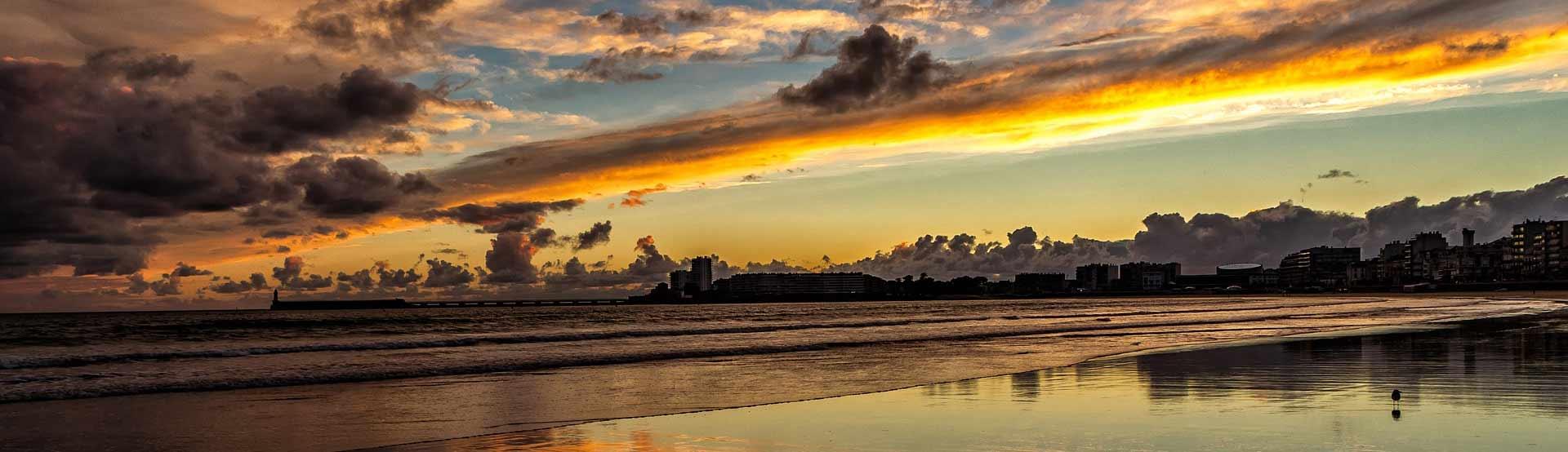 bord de mer en Vendée