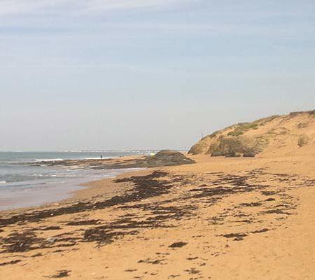 plage de Sauveterre en Vendée
