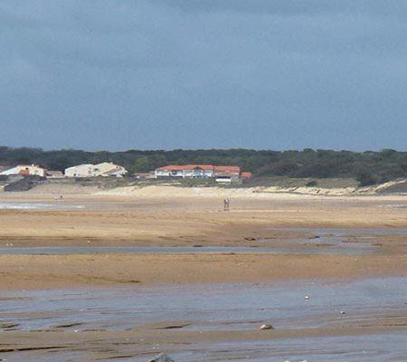plage des Conches en Vendée